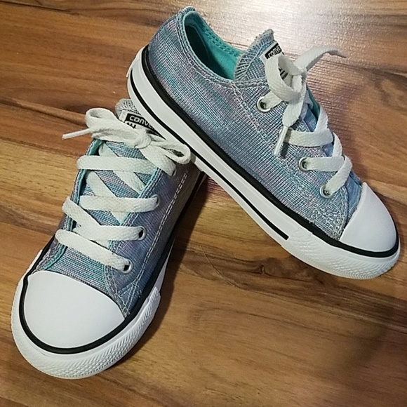 d53f4a027212 Converse Other - Limited edition girls Converse all star low